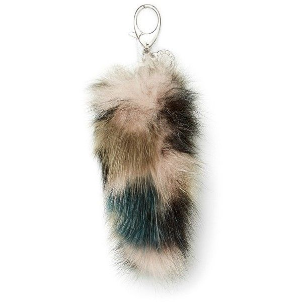 Rebecca Minkoff Camo Fox Tail Bag Charm (210 BRL) ❤ liked on Polyvore featuring bags, handbags, bag accessories, pink, pink camo purse, rebecca minkoff, pink camouflage purse, pink camo handbags and camo handbags