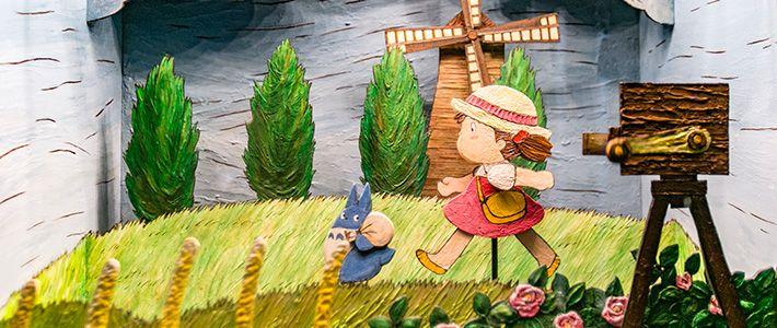 Les ofrecemos una galería de fotografías del Museo Ghibli en Mitaka, donde los…