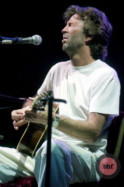 Eric Clapton de Xavier Mercadé 50x70 #320€