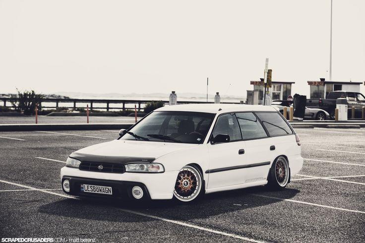 custom subaru legacy wagon