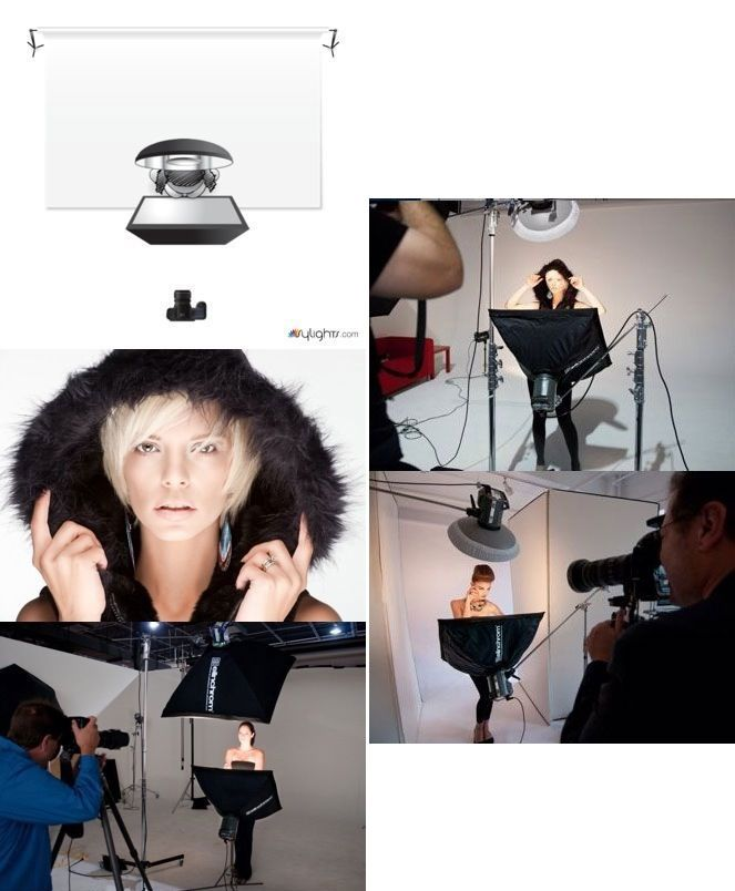 Creative Lighting Techniques in Photography - 48  sc 1 st  Pinterest & 19 best Creative lighting and strobist images on Pinterest ... azcodes.com