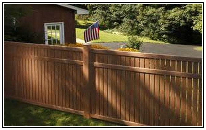 Good Neighbor Fence Plans Woodworking Projects Plans