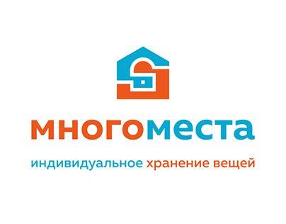 "@Behance portfolio: ""Логотип Много Места"" http://be.net/gallery/53135411/logotip-mnogo-mesta"