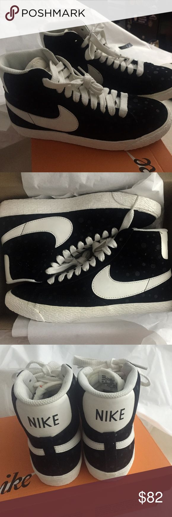 Brand new Nike Blazer Vintage Brand new never been worn . Size6.5 Nike Shoes Sneakers