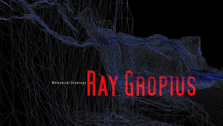 Imagine Metaversal Drawings. By Ray Gropius on Vimeo