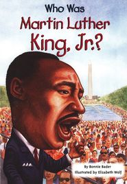 How to celebrate MLK's birthday with your children                      Illustrated By: Elizabeth Wolf
