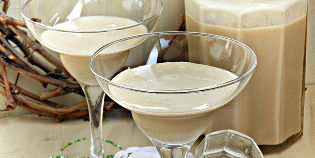 Krem liker od vanilije