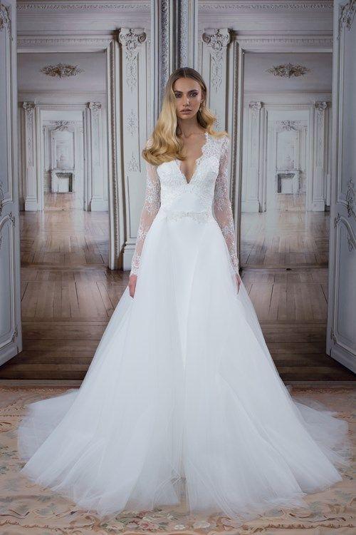 KleinfeldBridal.com: LOVE by Pnina Tornai: Bridal Gown: 14483: A-Line: Natural Waist