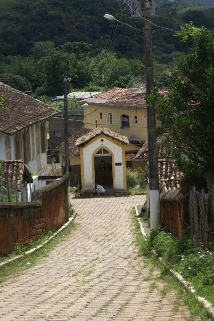 Amarantina é um distrito de Ouro Preto, MG Brasil