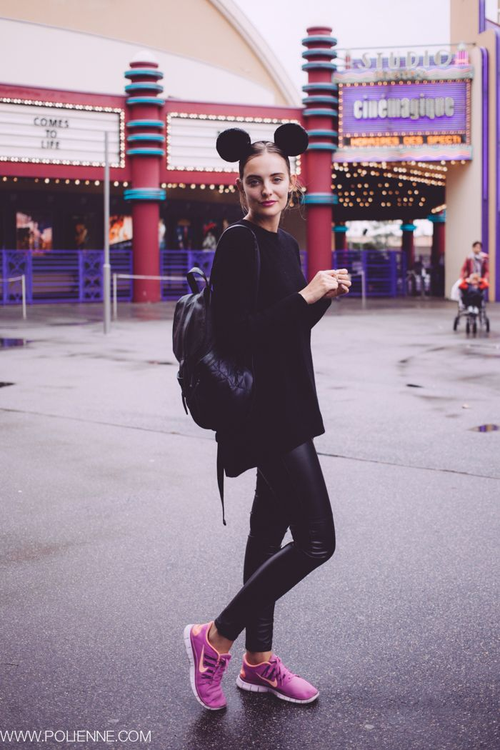 POLIENNE - a personal style diary⎜Hi from Disneyland!