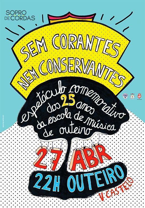 Sem Corantes nem Conservantes    -Hey CECILIA!