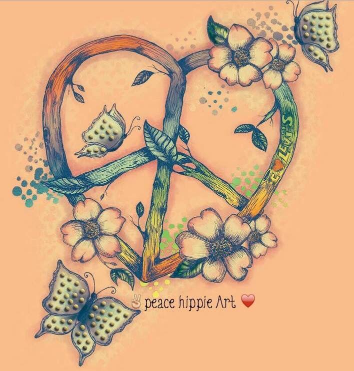 Best 25 Peace Sign Tattoos Ideas On Pinterest