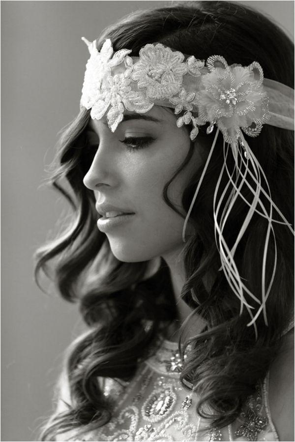 1920's Inspired Bridal Shoot by Jennifer Fujikawa Photography
