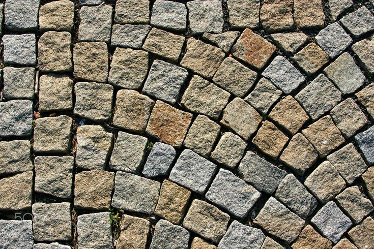 Granite Paving by Stanislav Jermář