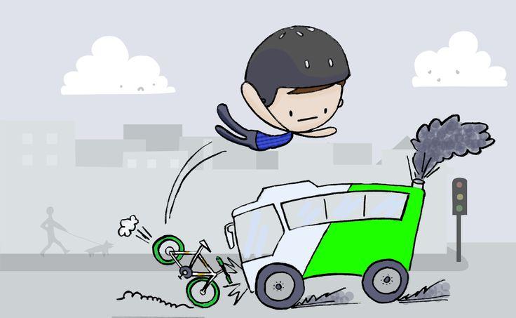 Día 11 #turningpointinyourlife a veces no sabemos si caemos o volamos, y hay que aprender a convertir un accidente en una experiencia que nos enseña muchas cosas :D  #30daysdrawingchallenge