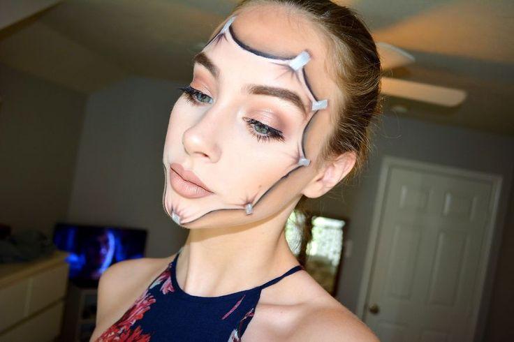 Um artista de 15 anos descobre a magia da maquiagem