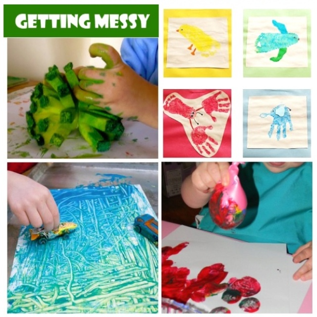 Fun activities for 2 yr olds