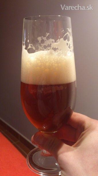 Domáce pivo (fotorecept)