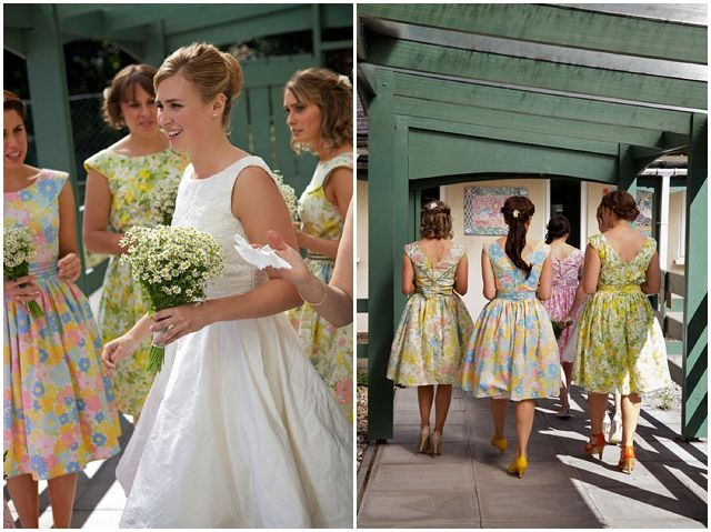 Cute and Cool, Alternative Bridesmaid Dresses: Sohomode - Want That Wedding ~ A UK Wedding Inspiration & Wedding Ideas Blog