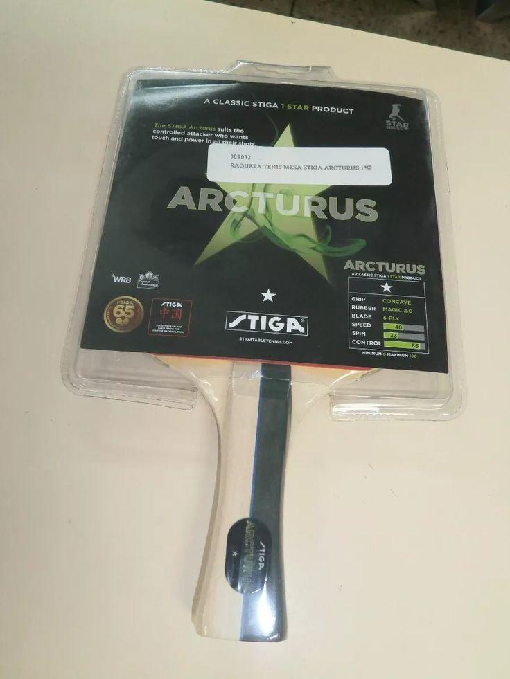 Raqueta Tenis De Mesa Stiga Arcturus - Bs. 13.200,00 en Mercado Libre