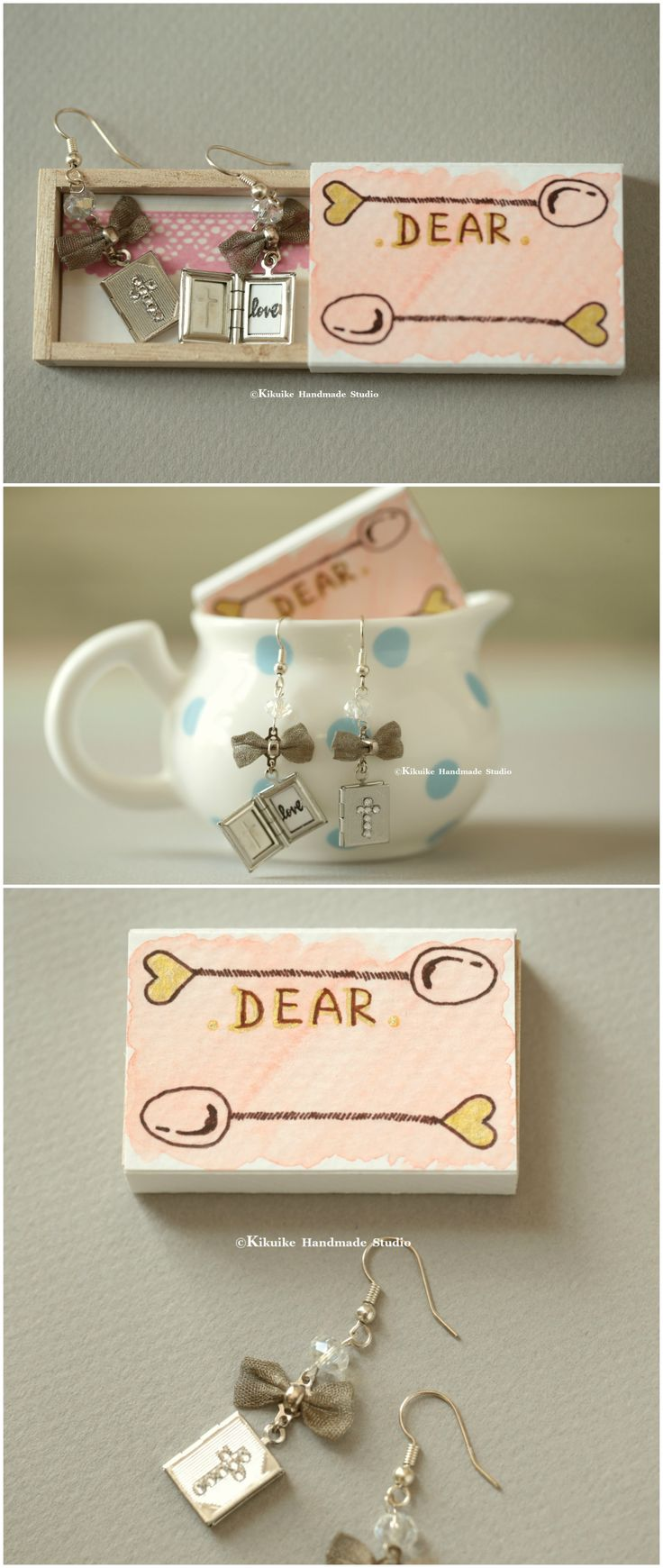 do you send thank notes for wedding gifts before the%0A Jewelry earrings matchbox card Valentine u    s Gift cheer up box Funny Love Card
