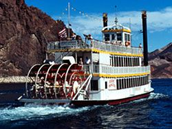Lake Mead Cruise and Hoover Dam  Tour: 2004