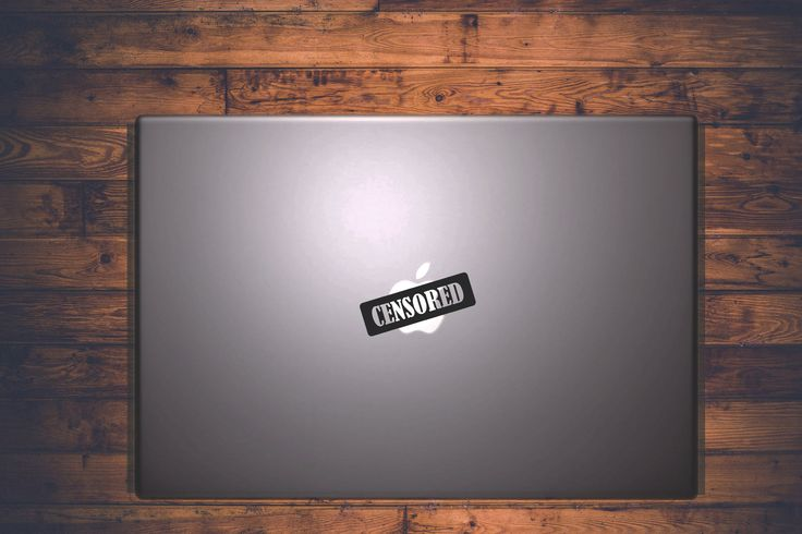 Censored || MacBook sticker || our online store: https://www.etsy.com/shop/PasteITsticker || our facebook page: https://www.facebook.com/pasteit.it || #pasteit #sticker #stickers #macbook #apple #blackandwhite #art #drawing #custom #customize #diy #decoration #illustration #design #technology #computer #pc #censored #concept #idea #tiny #words #lettering #minimalist #decal #skin #cover #laptop