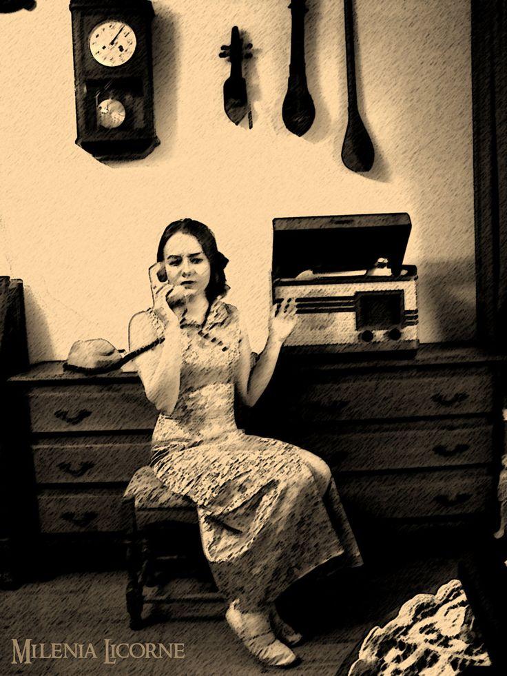 Hallo! Hallo? by MileniaLicorne.deviantart.com on @deviantART