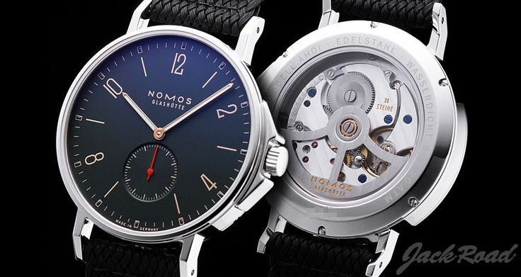 NOMOS Ahoi Atlantik / Ref.AH1E1AT2