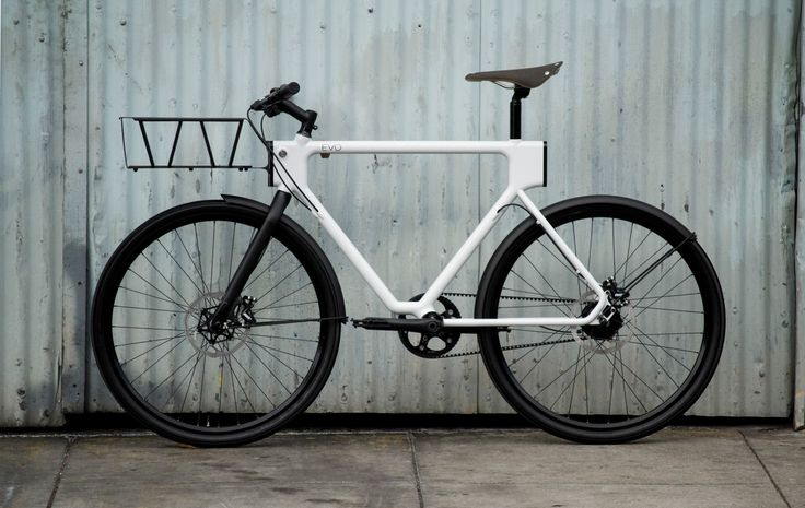 A Hybrid Bicycle Built for the Changing Needs of City Dwellers | EVO Urban Utility Bike-15
