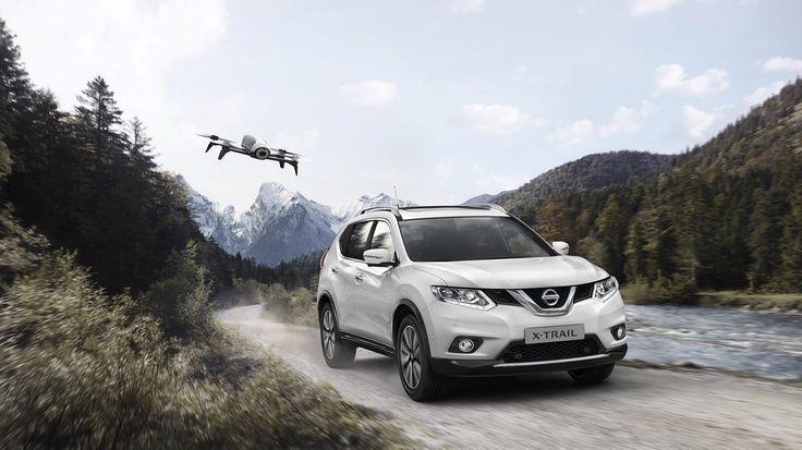 Sınırlı sayıda üretilecek olan X-Trail, içerisindeki Drone ile arama kurtarma faaliyetlerinde aktif olarak rol alacak.