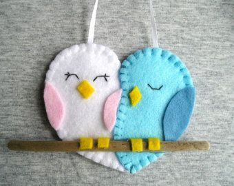 Image result for easter felt ornaments #feltornaments