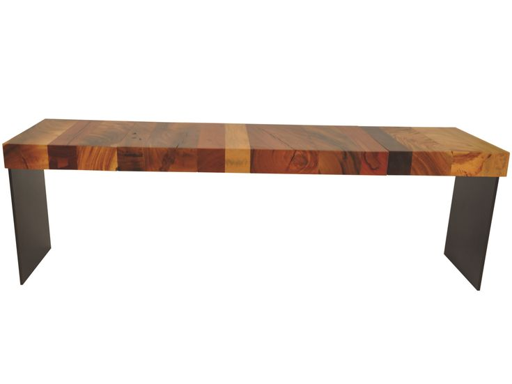 Buy Salvaged Hardwood Bench   Metal Base By Rotsen Furniture    Made To Order Designer Furniture From Dering Hallu0027s Collection Of Benches.