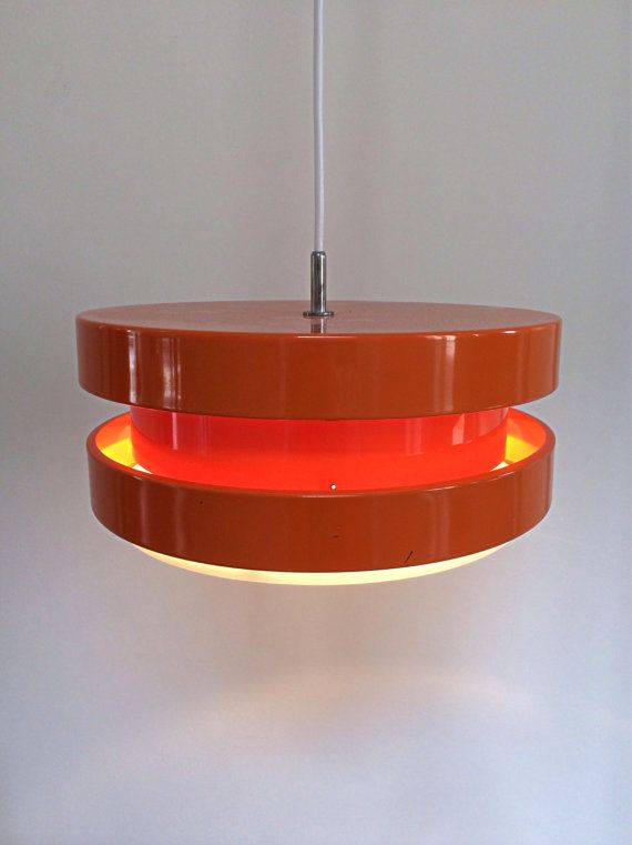 Buy Space age lamp Fog Morup by deerstedt. Explore more products on http://deerstedt.etsy.com