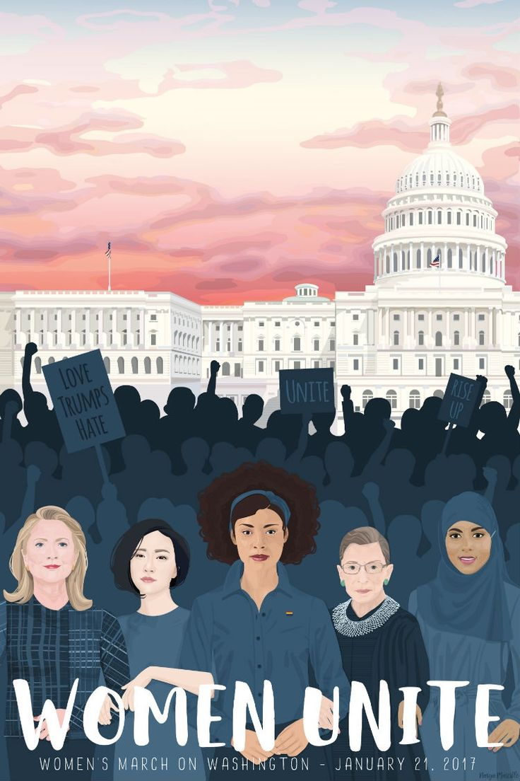 Thousands will be in D.C. to stand with women. Here's how to stand with them from home. -- Join the movement.