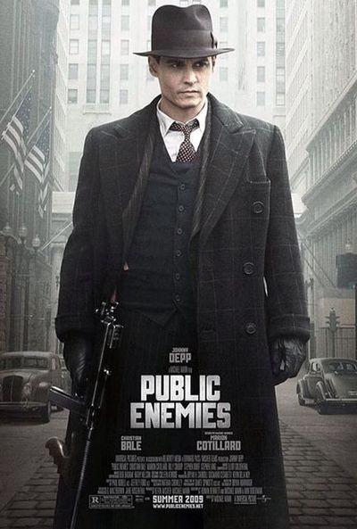 Public Enemies .  outrageous movie!