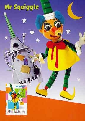 Mr Squiggle