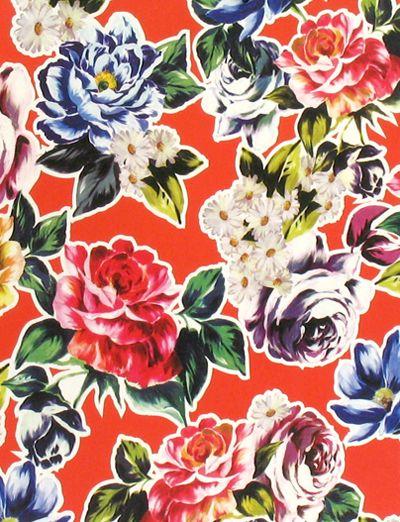 paperchase via print & pattern #FlowerShop