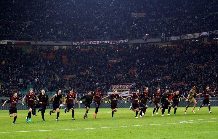 @Milan #ACMilan #Rossoneri #WeAreACMilan #9ine