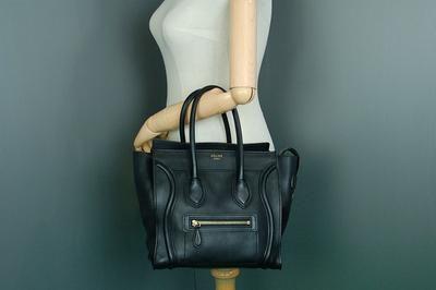 celine shoulder luggage bag