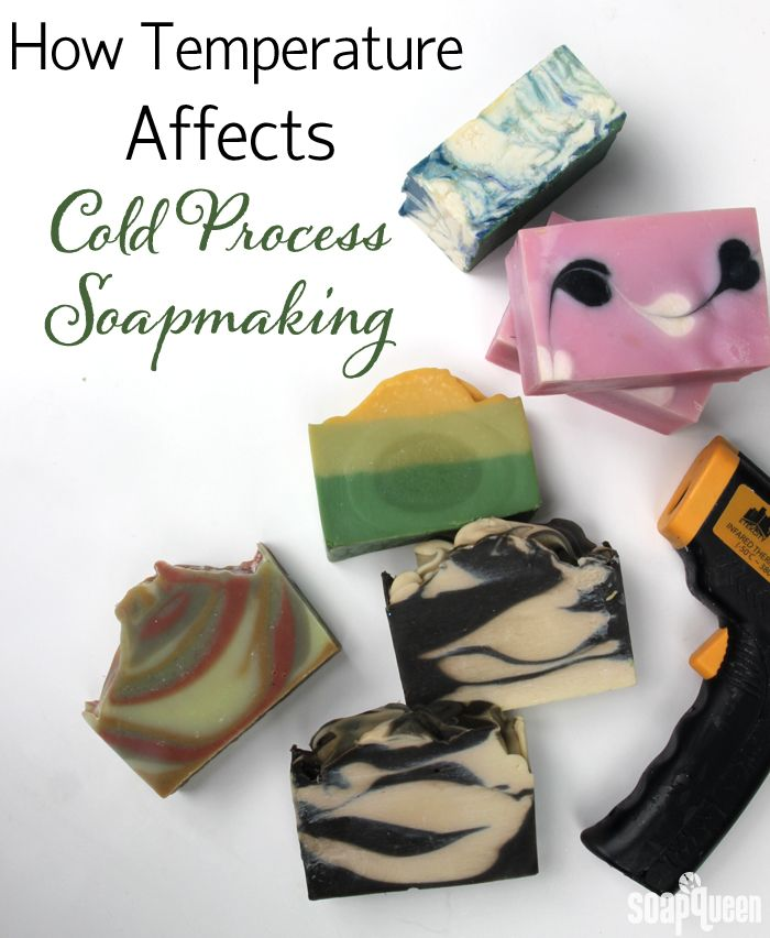 soap between 120 and 130 degrees.  Back to Basics Cold Process Series. Today, we are reviewing how temperature affects cold process soaping. If you missed yesterday's Basic and Simple Cold Process Soap, be sure to check it out! It's the perfect recipe for the beginner soaper. Tomorrow will feature another cold process tutorial including …