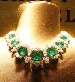 Some of the world's most expensive necklaces have sold for mind-boggling prices over the years. Some haven't sold at all - mainly because they are just so incredibly pricey. These high-end, ultra-expensive necklaces typically include multiple diamonds with eye-popping carat weights, but some also u...