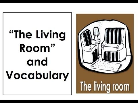 English Corner Time: The Living Room and Vocabulary. Easy English Conversation Practice. http://englishcornertime.blogspot.com