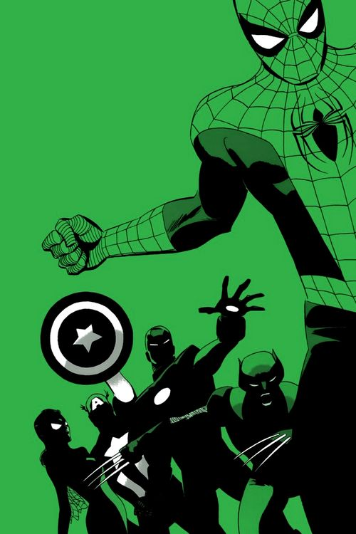 Spidey & The Avengers