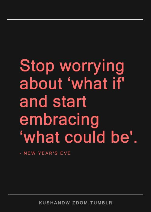Stop worrying #quotes