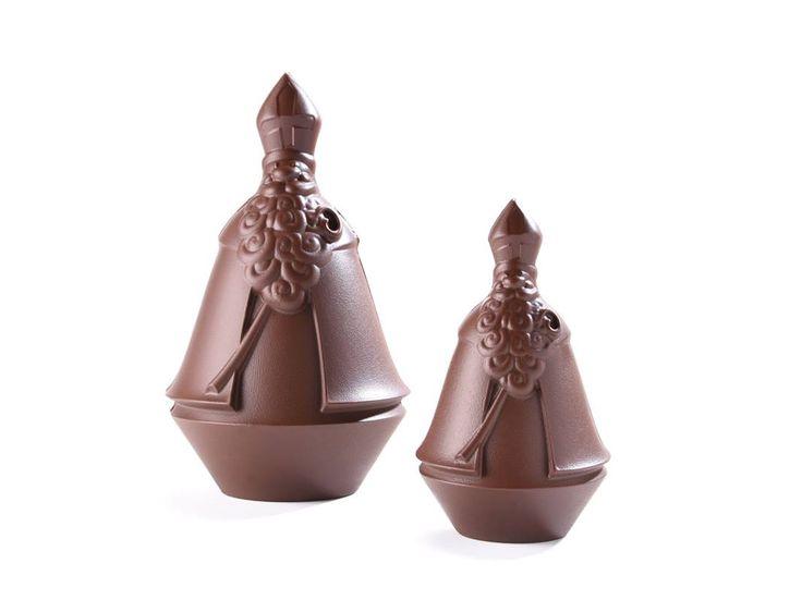 By Belgian chocolatier Joost Arijs (Gent) for our traditional Sinterklaas 6th December