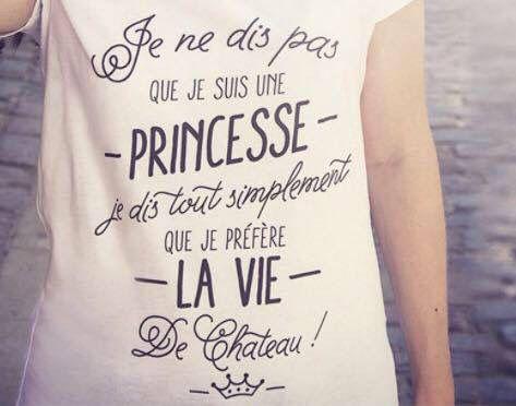 Princesse sinon rien
