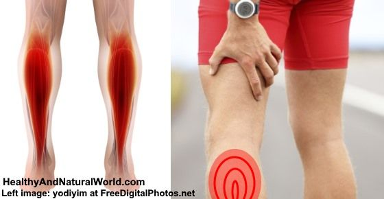 Effective Treatments for Pulled, Strained or Torn Calf Muscle