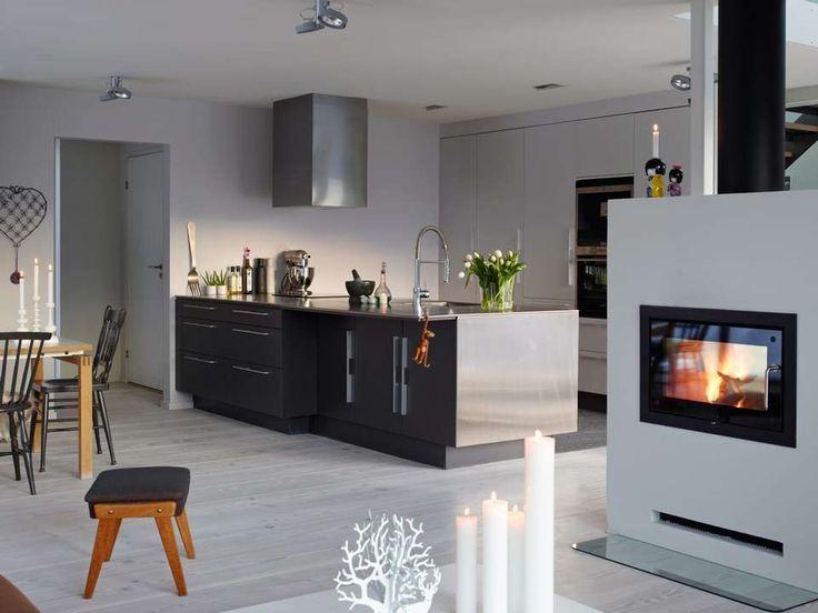 OPPGRADER KJØKKEN SELV: Eiendomsmegleren mener det kan være smart å oppgradere kjøkkenet selv, fremfor gjennom utbygger.