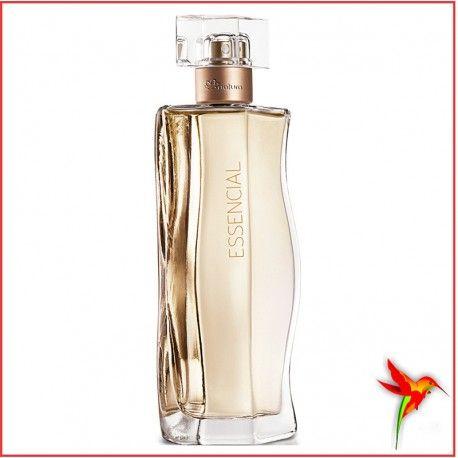 Essencial Deo Parfum Feminino. Uma fragrância para valorizar a sensualidade, para deixar um aroma floral por onde você passar, ou o que você preferir. Essa eau de parfum traz uma fragrância floral com notas de jasmim. Sensação de frescor e bem estar.